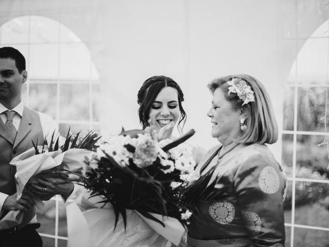 La boda de Robert y Nuria en Segorbe, Castellón 53