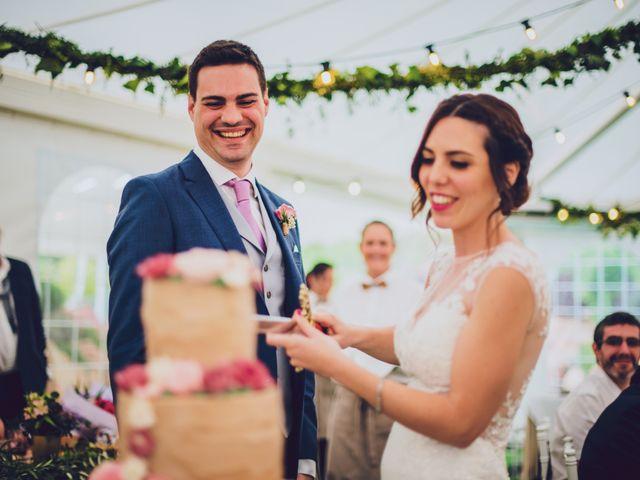 La boda de Robert y Nuria en Segorbe, Castellón 58
