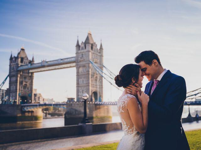 La boda de Nuria y Robert