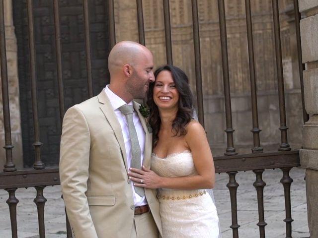 La boda de Jaime y Cristina en Toledo, Toledo 4