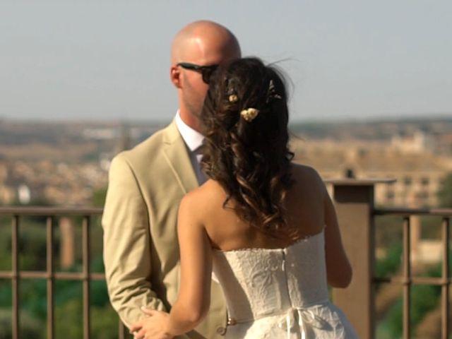 La boda de Jaime y Cristina en Toledo, Toledo 2