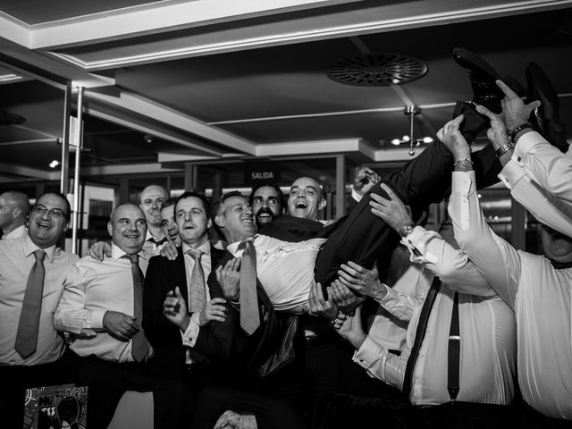La boda de Carlos y Maria en Madrid, Madrid 5