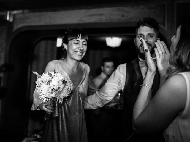 La boda de Carlos y Maria en Madrid, Madrid 11