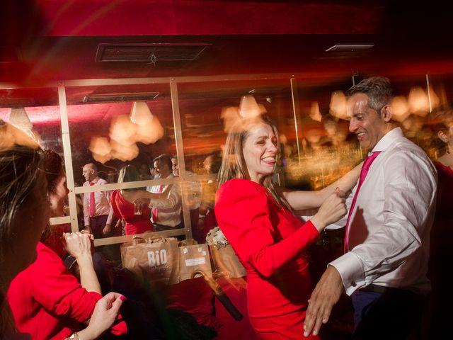 La boda de Carlos y Maria en Madrid, Madrid 18