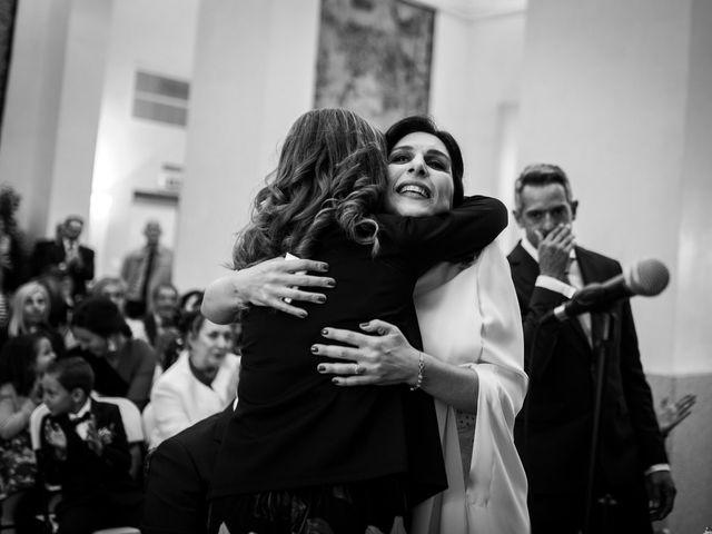La boda de Carlos y Maria en Madrid, Madrid 34