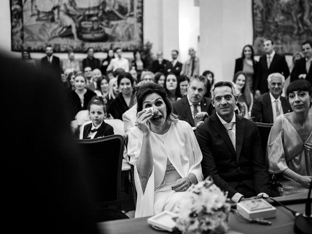 La boda de Carlos y Maria en Madrid, Madrid 35