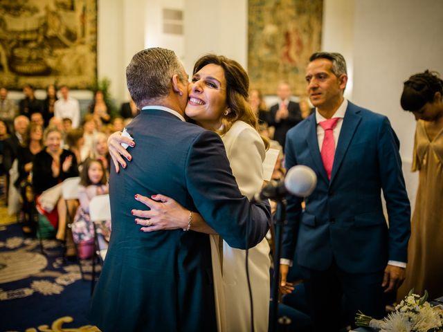 La boda de Carlos y Maria en Madrid, Madrid 36
