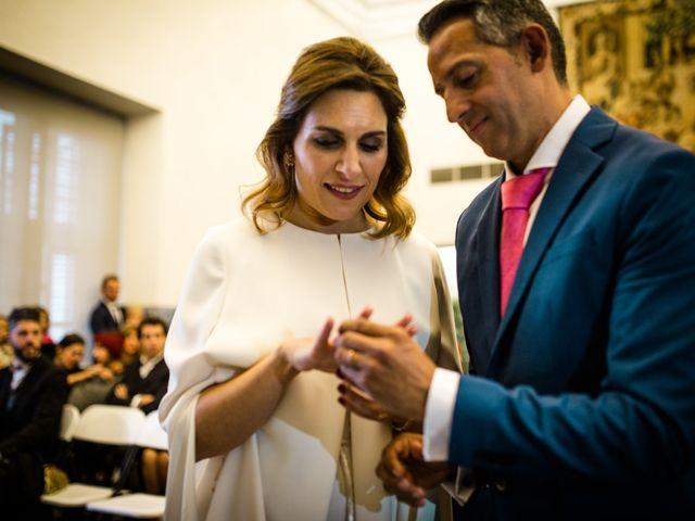 La boda de Carlos y Maria en Madrid, Madrid 37
