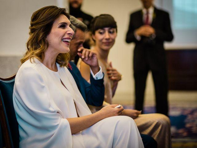La boda de Carlos y Maria en Madrid, Madrid 38
