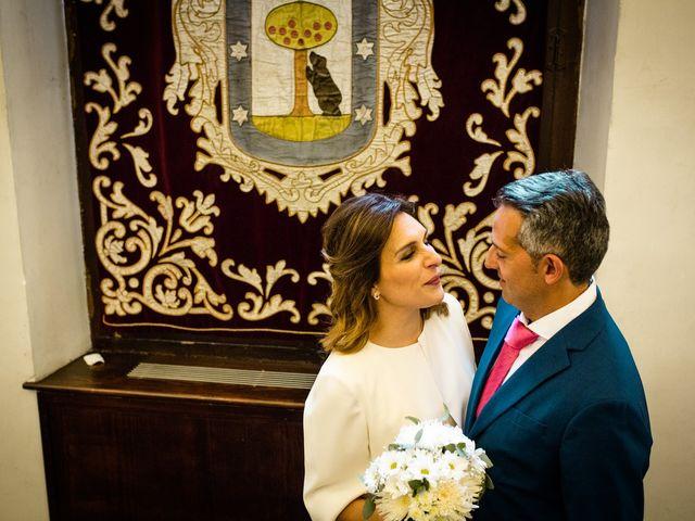 La boda de Maria y Carlos