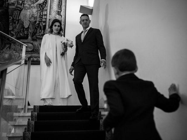 La boda de Carlos y Maria en Madrid, Madrid 42