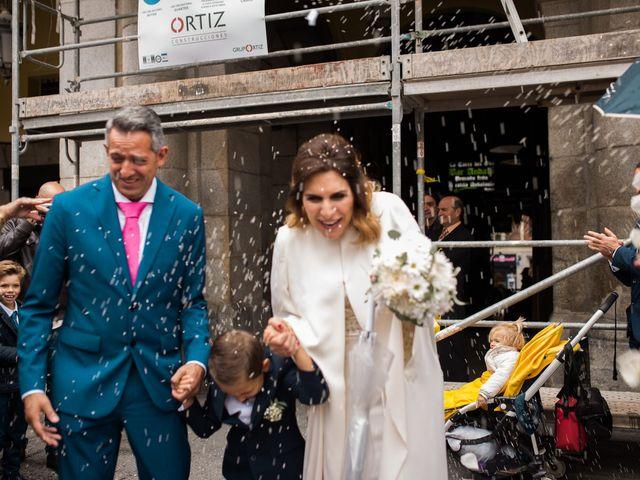 La boda de Carlos y Maria en Madrid, Madrid 43