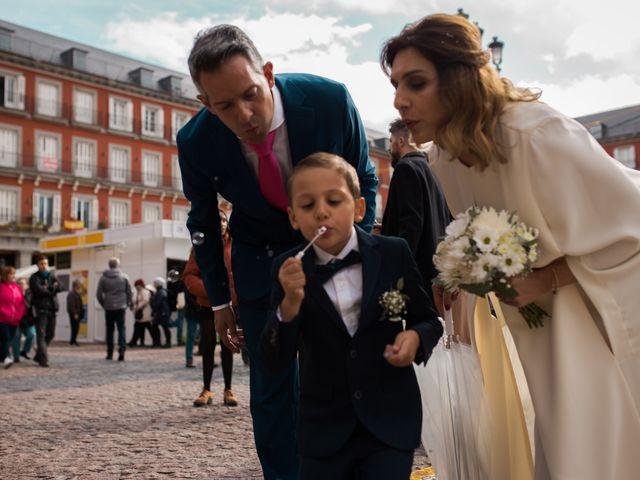 La boda de Carlos y Maria en Madrid, Madrid 47