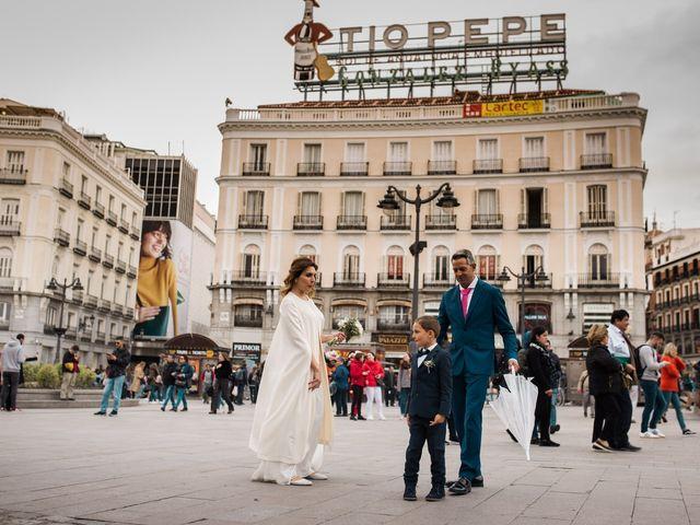 La boda de Carlos y Maria en Madrid, Madrid 51