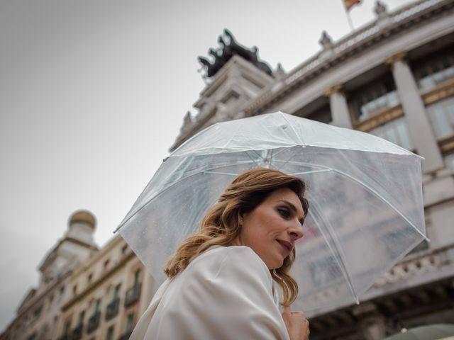 La boda de Carlos y Maria en Madrid, Madrid 54