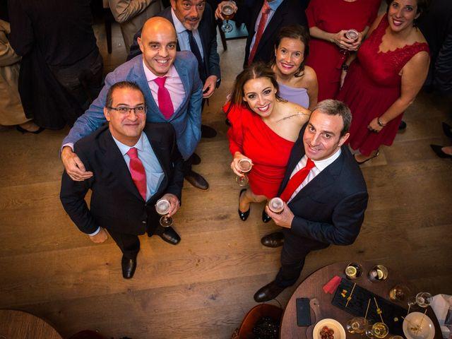 La boda de Carlos y Maria en Madrid, Madrid 58