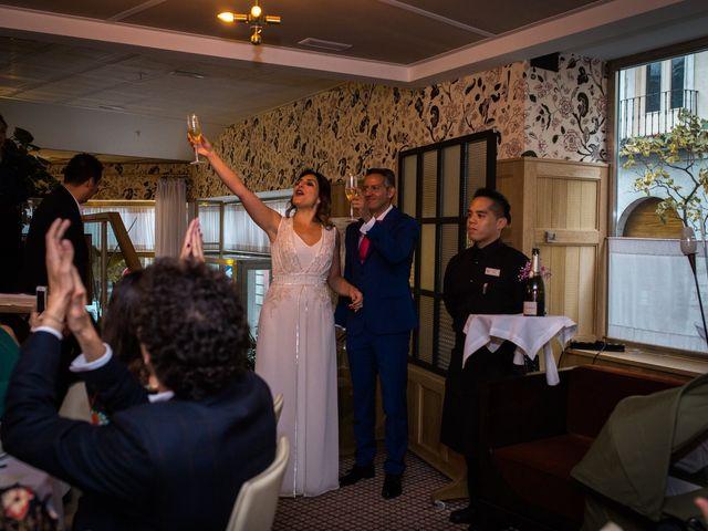 La boda de Carlos y Maria en Madrid, Madrid 61