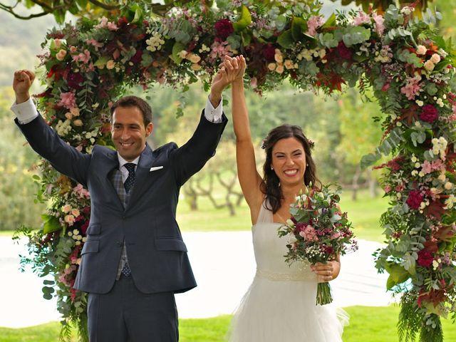 La boda de Jon Ander y Laura