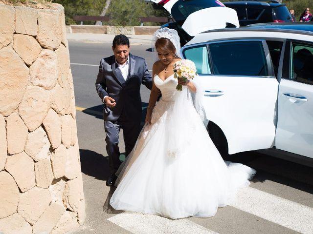 La boda de Samuel y Yessica en Palma De Mallorca, Islas Baleares 9