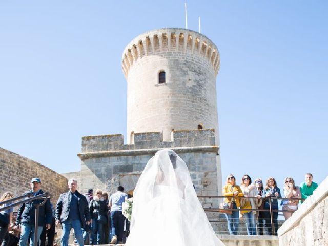 La boda de Samuel y Yessica en Palma De Mallorca, Islas Baleares 10