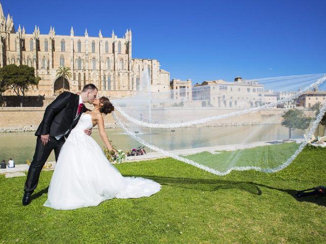 La boda de Samuel y Yessica en Palma De Mallorca, Islas Baleares 21