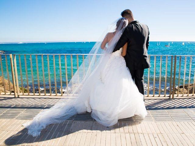 La boda de Samuel y Yessica en Palma De Mallorca, Islas Baleares 22