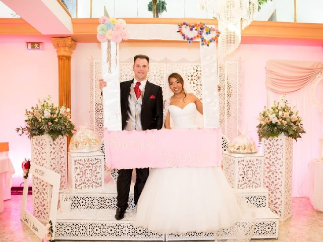 La boda de Samuel y Yessica en Palma De Mallorca, Islas Baleares 34