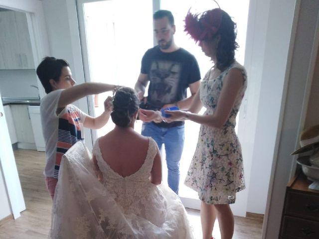 La boda de Juan Luis  y María de la Cabeza  en Torredonjimeno, Jaén 8