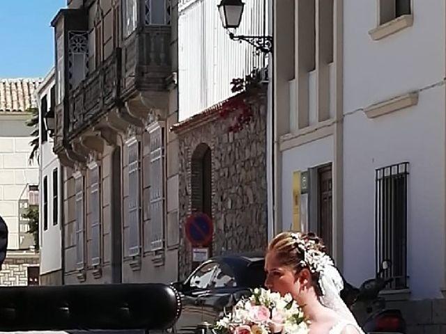 La boda de Juan Luis  y María de la Cabeza  en Torredonjimeno, Jaén 10
