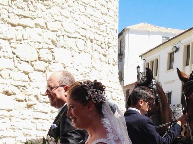 La boda de Juan Luis  y María de la Cabeza  en Torredonjimeno, Jaén 11