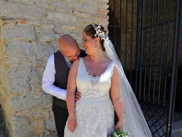 La boda de Juan Luis  y María de la Cabeza  en Torredonjimeno, Jaén 1