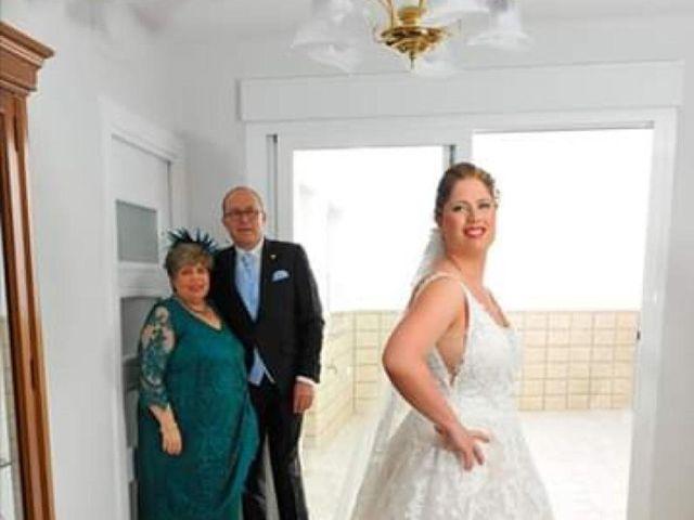 La boda de Juan Luis  y María de la Cabeza  en Torredonjimeno, Jaén 13