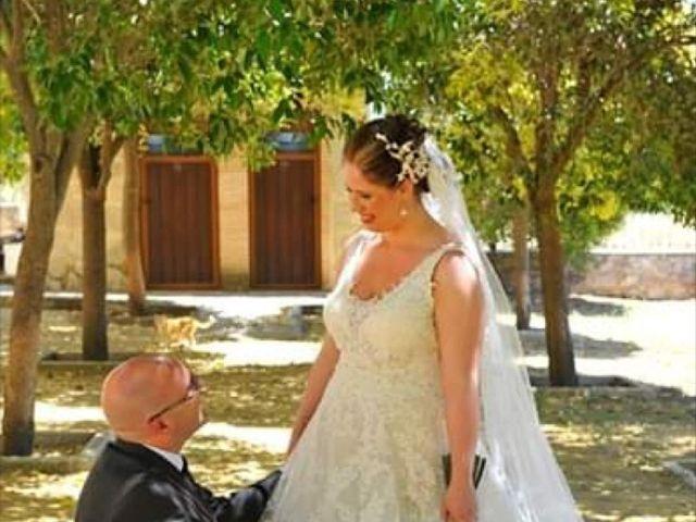 La boda de Juan Luis  y María de la Cabeza  en Torredonjimeno, Jaén 2