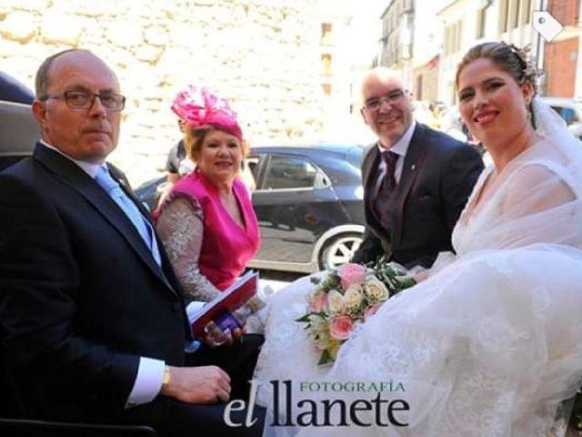 La boda de Juan Luis  y María de la Cabeza  en Torredonjimeno, Jaén 18