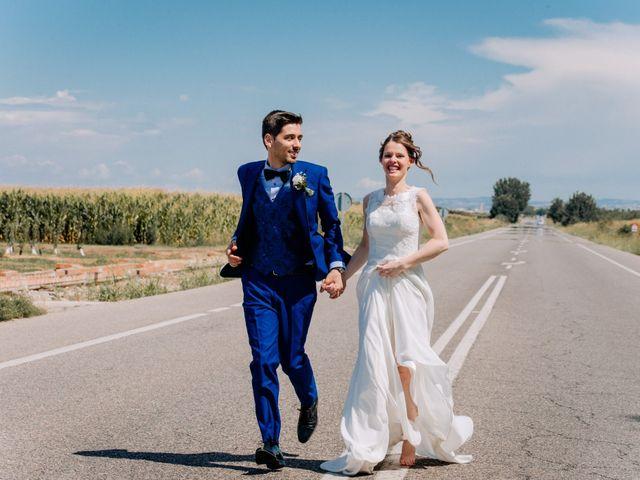 La boda de Radu y Maria en Mollerussa, Lleida 43
