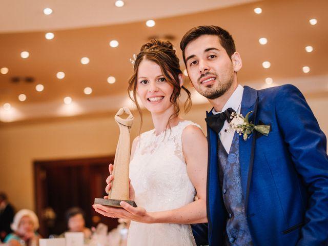 La boda de Radu y Maria en Mollerussa, Lleida 54