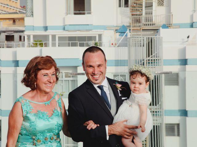 La boda de Roger y Patricia en Puerto De La Cruz, Santa Cruz de Tenerife 21