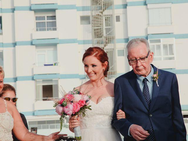 La boda de Roger y Patricia en Puerto De La Cruz, Santa Cruz de Tenerife 22