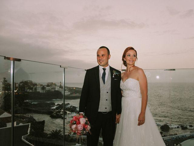 La boda de Roger y Patricia en Puerto De La Cruz, Santa Cruz de Tenerife 27
