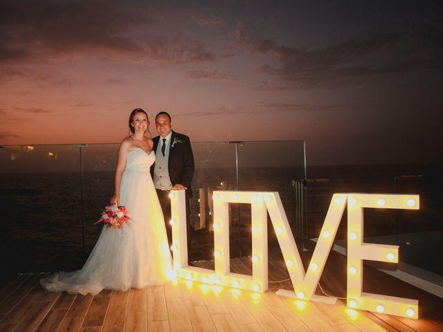 La boda de Roger y Patricia en Puerto De La Cruz, Santa Cruz de Tenerife 29