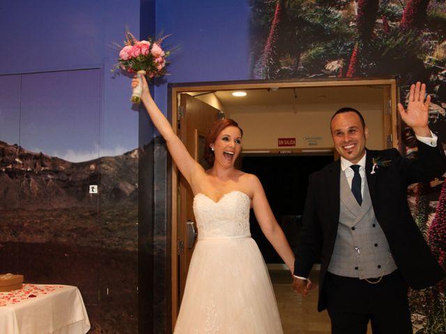 La boda de Roger y Patricia en Puerto De La Cruz, Santa Cruz de Tenerife 30