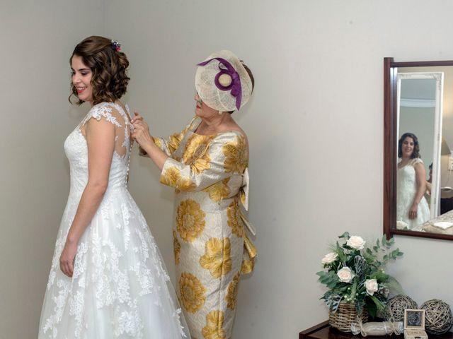 La boda de Àlex y Paula en Pedreguer, Alicante 4