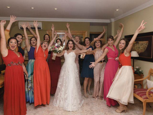 La boda de Àlex y Paula en Pedreguer, Alicante 5