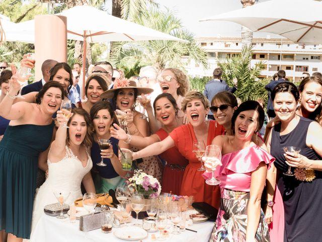 La boda de Àlex y Paula en Pedreguer, Alicante 10