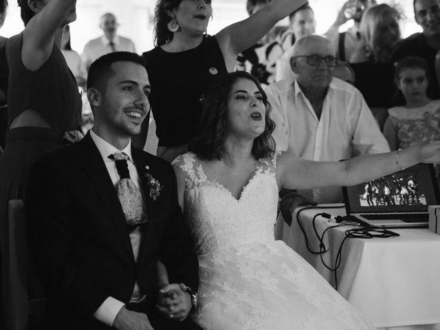 La boda de Àlex y Paula en Pedreguer, Alicante 11