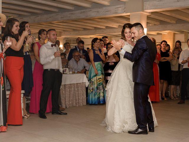 La boda de Àlex y Paula en Pedreguer, Alicante 12