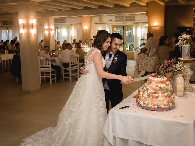 La boda de Àlex y Paula en Pedreguer, Alicante 13