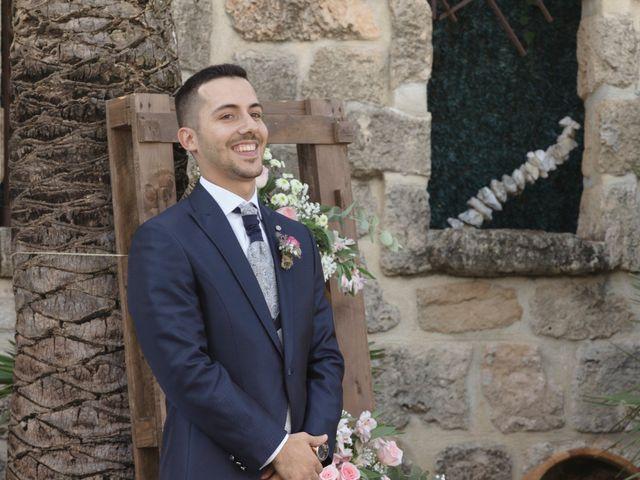La boda de Àlex y Paula en Pedreguer, Alicante 15