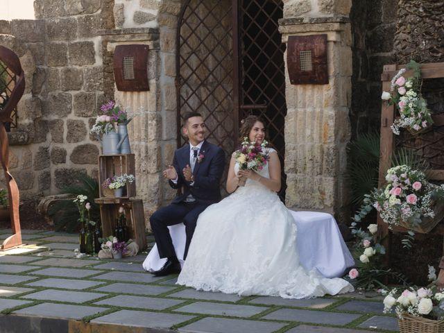 La boda de Àlex y Paula en Pedreguer, Alicante 16