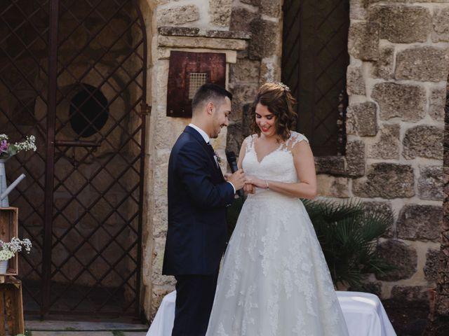 La boda de Àlex y Paula en Pedreguer, Alicante 18